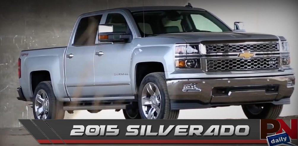 2015 Chevy Silverado, NASCAR, and NHRA
