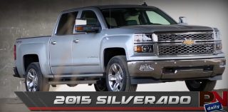 2015 Chevy Silverado, NASCAR, and NHRA