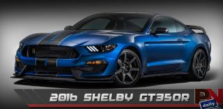 Shelby GT350R, NASCAR Heads To Bristol, & Monday Fun Day