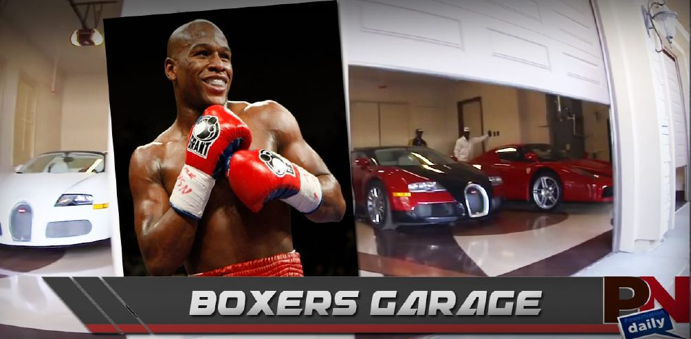 Mayweather's Car Collection, Danica's Lost Sponsor, and Fast Fails Friday