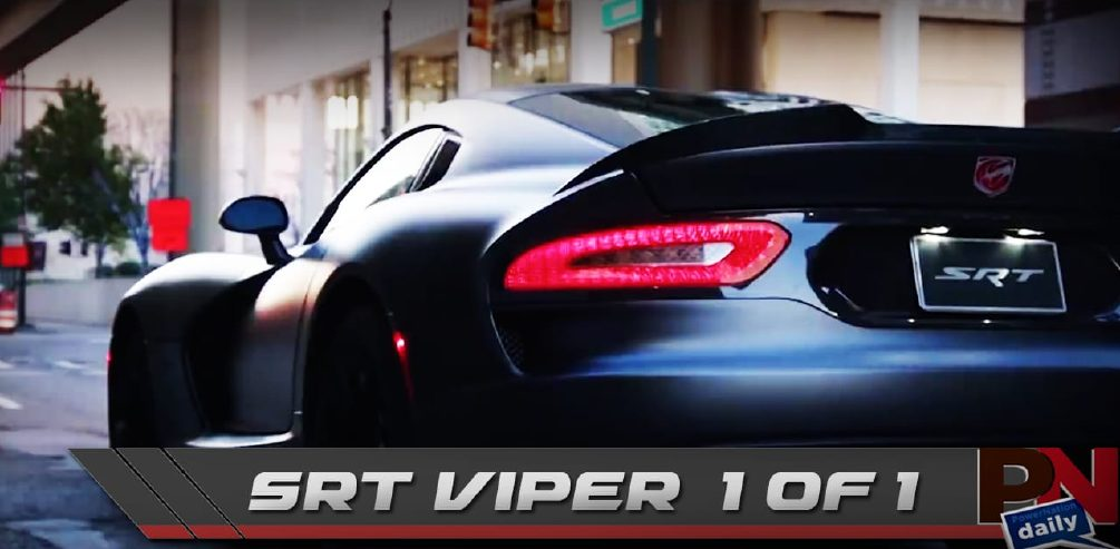Dale Jr. Wins, New SRT Viper, Big Crash at Talladega - PowerNation Daily