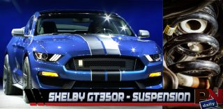 Shelby GT350R Suspension and Fast Fails Friday