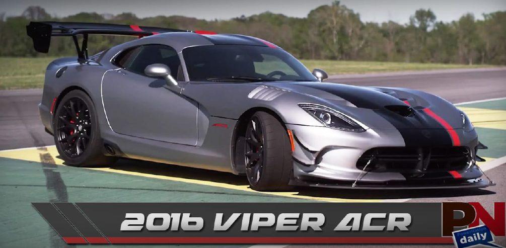 2016 Viper ACR, #CamaroSix, & Fast Fails Friday