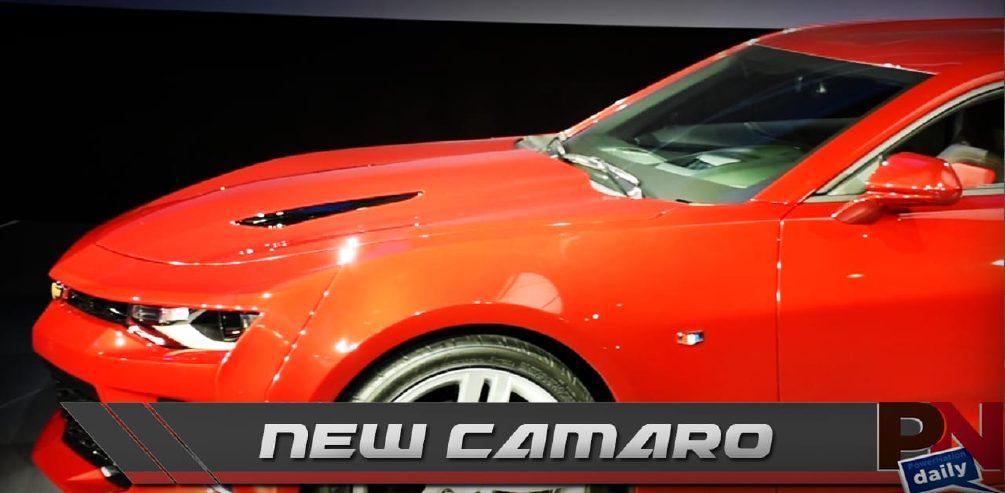 2016 Camaro, Motor Home Mayhem, And Racing - PowerNation Daily