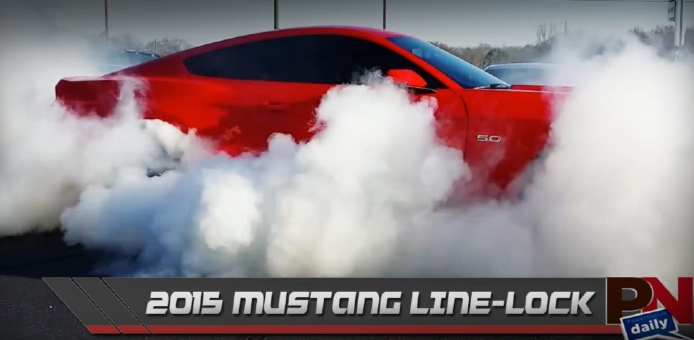 2015 Mustang Factory Line-Lock, 4 Runner TRD Pro, Furious 8 - PowerNation Daily