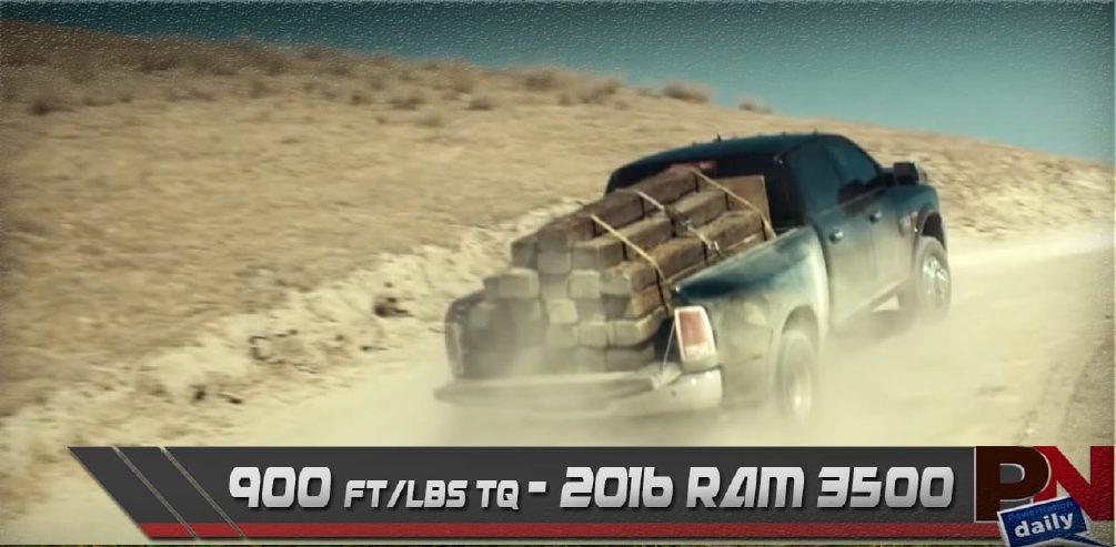 900 FT/LBS Of TQ Ram 3500, New 288MPH Bugatti, Holley Hot Rod Reunion