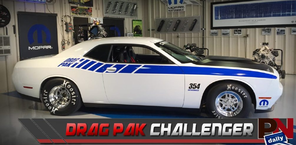 NEW 8 second Drag Pak Challenger, Lambo Roadster, Nurburgring Speed Limit and Top 5 Fast Fails!