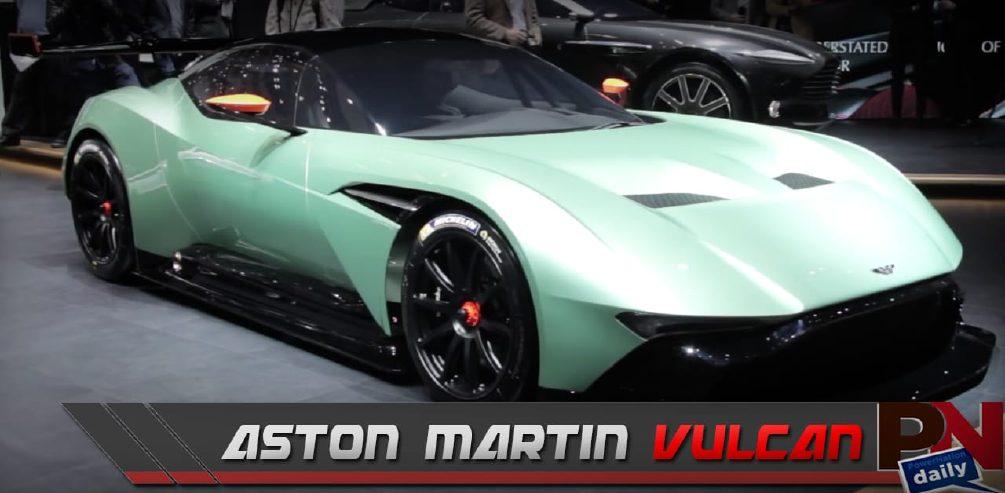 Big Crash At Daytona, Aston Martin Vulcan, 2017 Audi A4, & Car-ma - PowerNation Daily