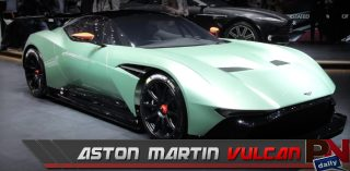 Big Crash At Daytona, Aston Martin Vulcan, 2017 Audi A4, & Car-ma - PowerNation Daily