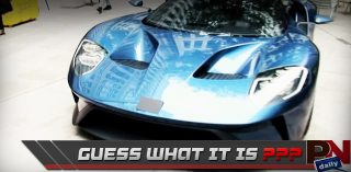 Ford GT in London, Bar Refaeli Buick Yoga, 2016 MKX, Ford Truck Luxury - PowerNation Daily