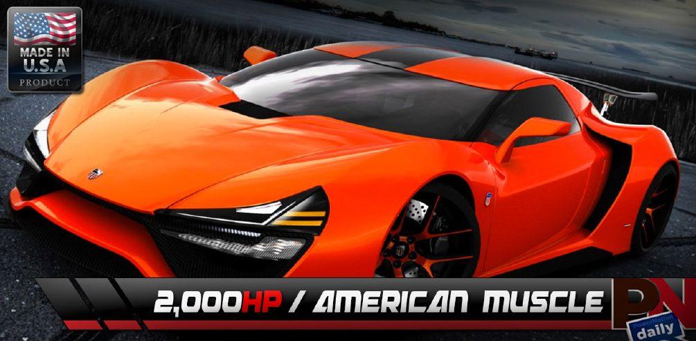 2,000 HP American, Cadillac-GM Divorce?, 2016 Tacoma, Plum Crazy Hellcat, Heroic Cop