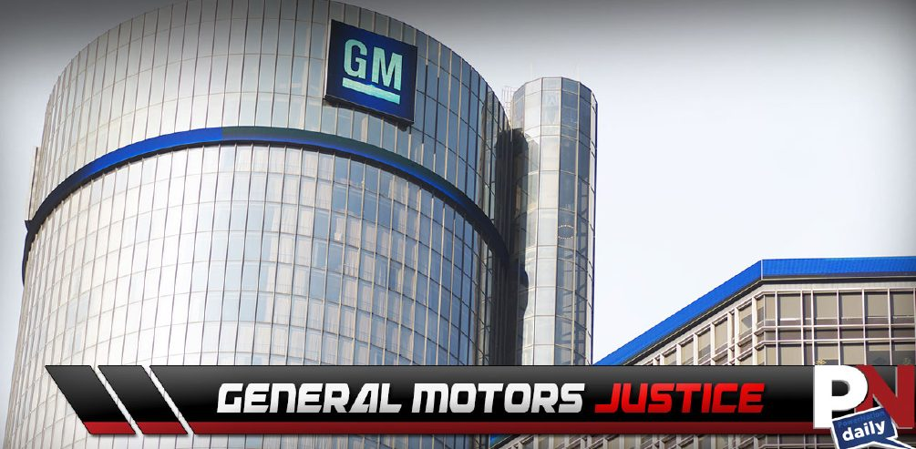 GM In Trouble, Mirrorless Cars, Bugatti Gran Turismo, Nissan Gripz, Porsche Mission E