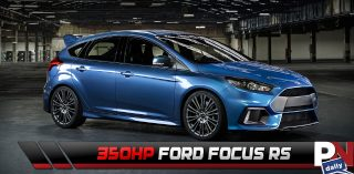 Ford Focus RS, McLaren 650S Can-Am, Castrol's Oil In A Box, 2016 BMW M4 GTS, Lightest Metal Ever