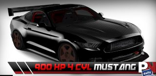3D Printed Car & Home, 900HP 4 Cyl. Mustang, Petty Mustangs, Nissan Titan, Pep Boys, Wife's Outrage