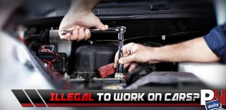 Illegal To Work On Your Car, Ford Profits, Yamaha Sports Car, Mazda Rotary, Recalls, Top 5 Fast Fails