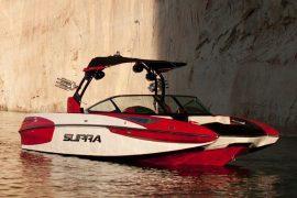 SEMA 2015 Update: 580 HP Roush Powered Supra Boat