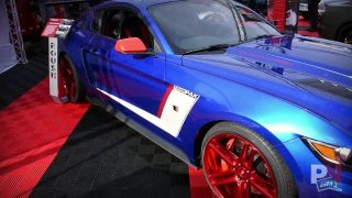 SEMA 2015 Update: 850HP Stage 3 Roush Trak Pak Mustang