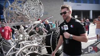 SEMA 2015 Update: Ford Powered Metal Fabrication Masterpiece Called Valyrian Steel! You Have To See This!