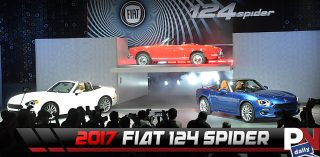 2017 Fiat 124 Spider, 2017 Lincoln MKZ, Porsche-Walker Lawsuit, 1,000HP CTS-V, Fast & Furious, Top 5 Fast Fails