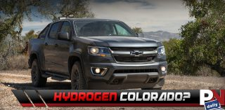 Hydrogen Colorado, Tesla Recall, Ford Special Suit, 600HP Alpina, Tire Knock Out, NASCAR
