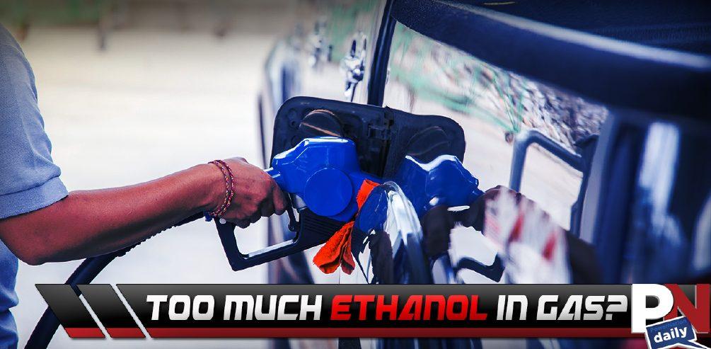 Ethanol Mandate, Bentley Bentayga, Koenigsegg Crash, VW Fix, Drunken Road Rage, Super Yacht, Top 5 Fast Fails