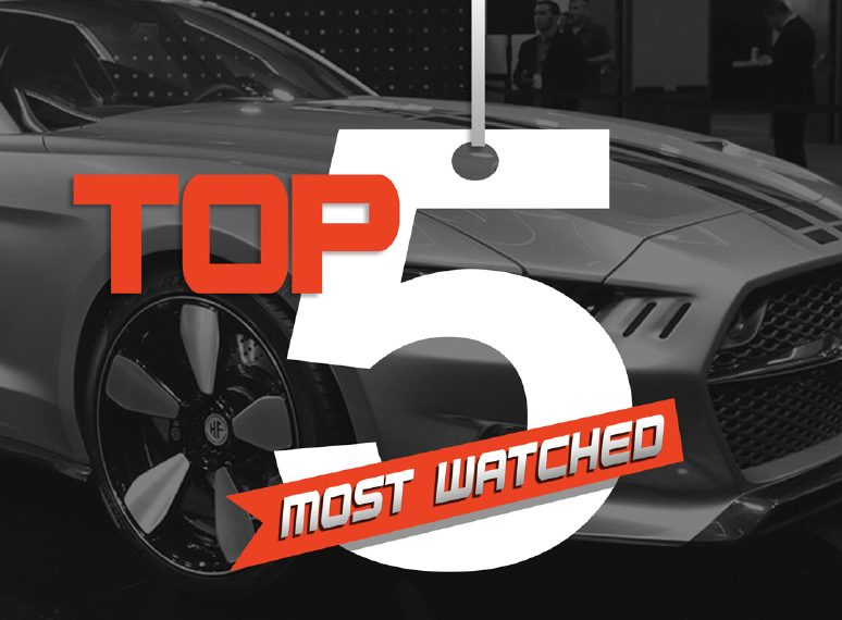 The Top 5 Most Watched Stories Of 2015!