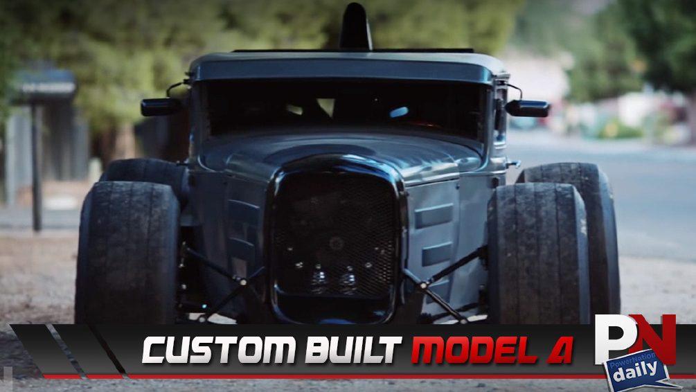 GM-Lyft, Custom Model A, Bugatti Top Speed, Winter Fail, Ford-Google Team Up, Presidential Cars & Coffee