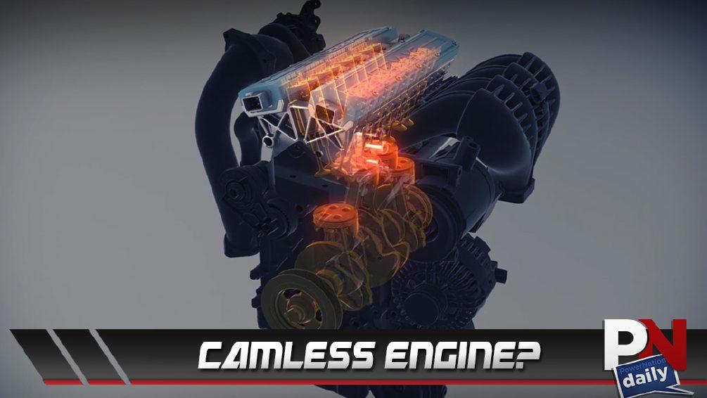 New Camless Engine, Buick Avista Concept, 2017 Raptor SuperCrew, Nissan Raptor Killer?, V2V Communication, Supercross Fi