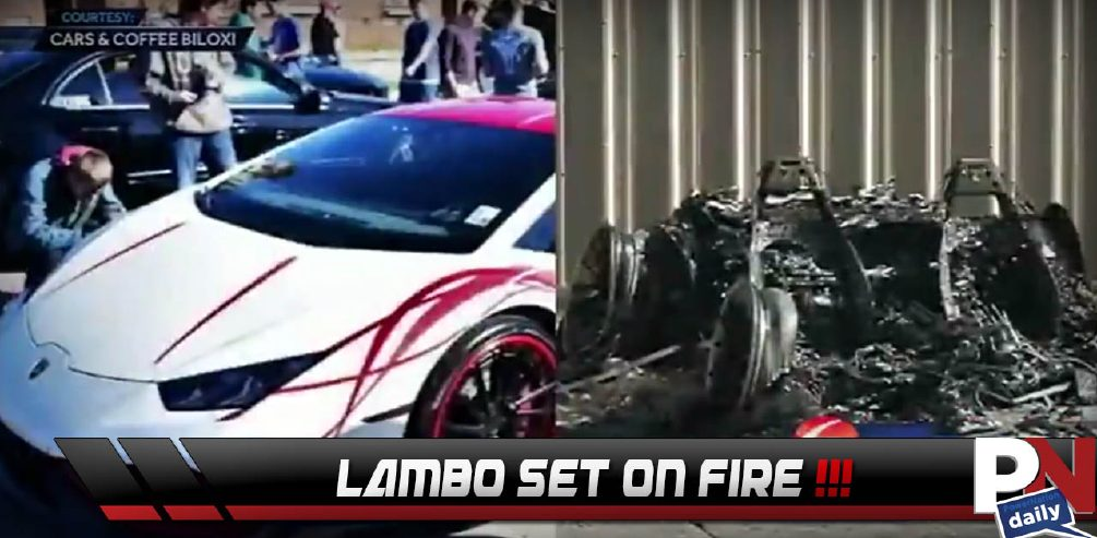 Lamborghini Burned, Alt. Fuel V16 Engine, Yield Means Yield, Lexus ICE Wheels? Liberty Walk McLaren 650S, Top 5 Fast Fai
