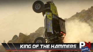 King Of The Hammers, RIP Scion, Lady Pulls Over Cop, 2016 Copo, Bad Parking