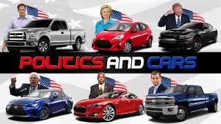 What You Drive May Determine Presidential Preference, Danica Patrick Goes Undercover, CarMax Salesmen Killed On Test Dri