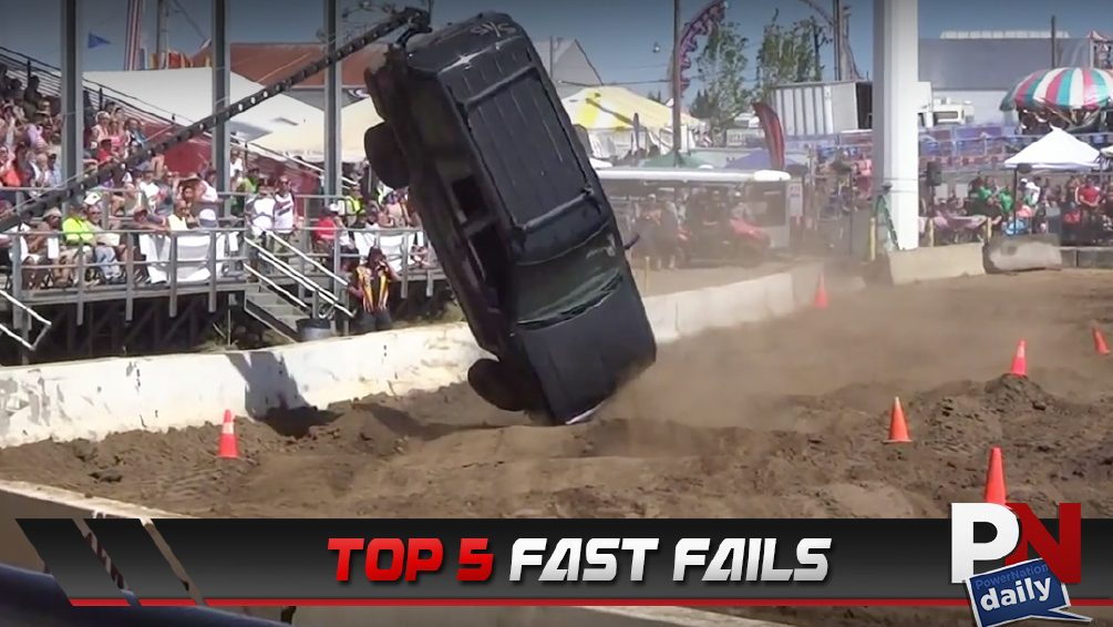 Corvette Grand Sport, $1.9 Million Lambo, Tesla Plant Walkout, Gymkhana 8, and Fast Fails!