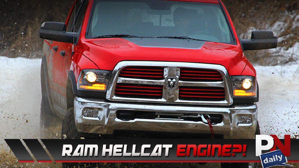 Jeep Crew Chief Concept, All Titanium Car, Alternative Fuels, Lazareth LM847, And a RAM Hellcat!