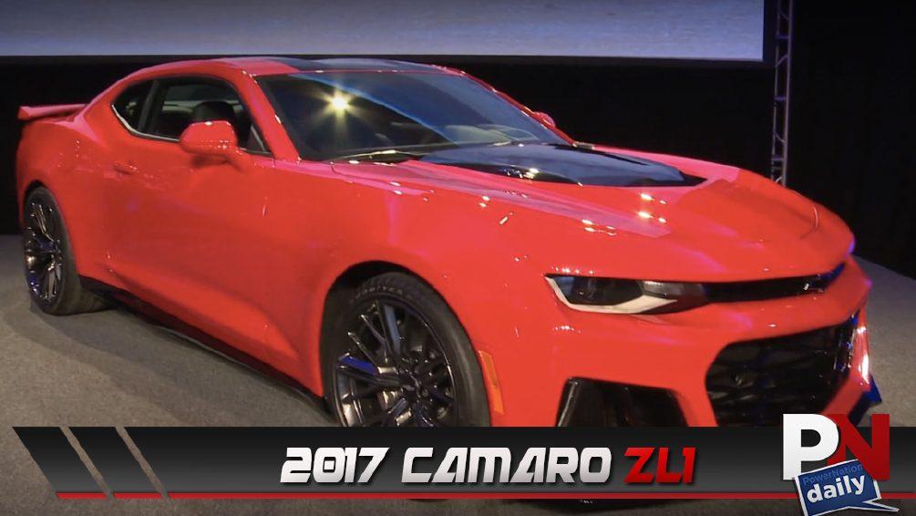 Camaro ZL1, Dodge Goes Mango, Apple Car Concept, Top Gear In Trouble, Colorado Shoreline, and Fast Fails!