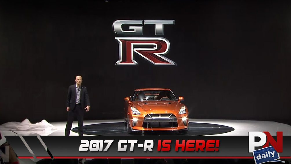 2017 GT-R, Bell&Ross AeroGT, Navigator Concept, Trailcat Jeep, Shelby Goes To Salvage, And Fast Fails!