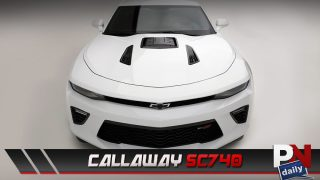 Callaway SC740, Autonomous Cars Are OK, Hellcat On Ice, Shelby GT-H Now Rentals, And Costco Auto Program!