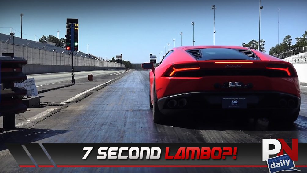 Self-Balancing C-1, New Bandit Trans Am, GT Goes To Auction, 7 Second Lambo, And A Dyno Explosion!