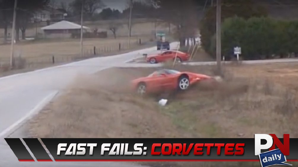 F-150 Hybrid, Bentley GT Speed, 202 MPH Corvette, Mustang RTR Drifter, Corvette Wagon, And Fast Fails!