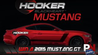 Win A 2015 Mustang GT, Mazzanti EV-R, Humvee Airdrop Fail, VW Deal Made, And The Indy 500 Pace Car!