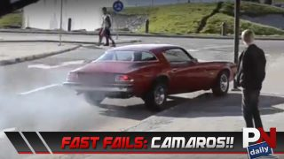 Mustang is #1, Spyker C8 Preliator, Takata Airbag Recall, Deronda G400, and Fast Fails: Camaro Edition!