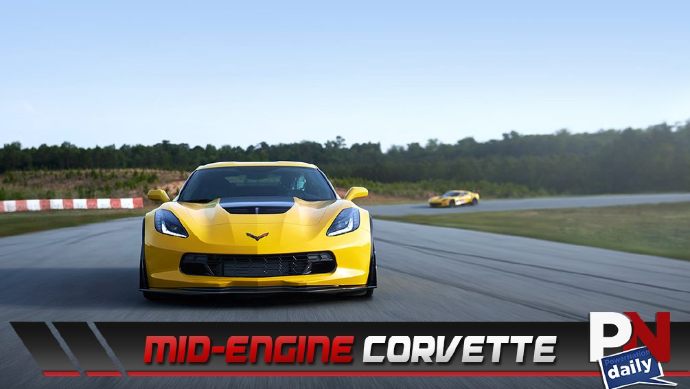 Mid-Engine Corvette, A Honda Patent, The Jeep Wrangler JL, Fast & Furious' Drop Stunt, and Backstage For The Indy 500!