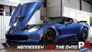 Ford GT Engine, New Straddling Bus, Hennessy HPE1000 Z06 Hits The Dyno, Backseat Dummies, And Highways Of The Future!