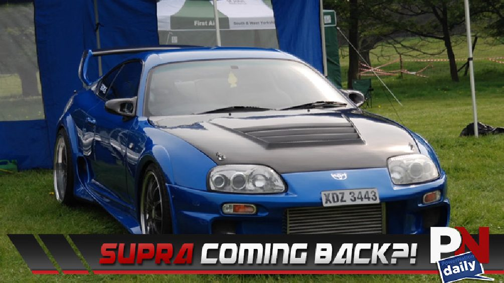 Norway Says No In A Big Way, Bumblebee Is Back, Supra May Make A Comeback, No More Left Turns, Virtual Cadillac Dealersh