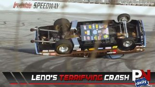 Jay Leno's Terrifying Crash, The Blackbird, Insane Electric Dragster, 2017 Ford GT Heritage, Top Gear USA Axed, and Top