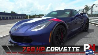 Possible 750HP Corvette, Most Stolen Cars, 2x2 All Terrain Motorcycle, Ferrari Being Sued, and a Roush Under 30K!