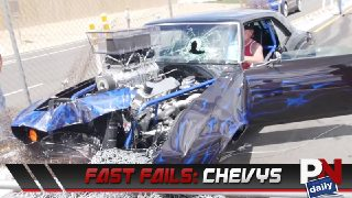 Future Bus Problems, Legal Lane Splitting, NASCAR Explosion, Nissan Bladeglider, Ride of the Week, and Top 5 Fast Fails!