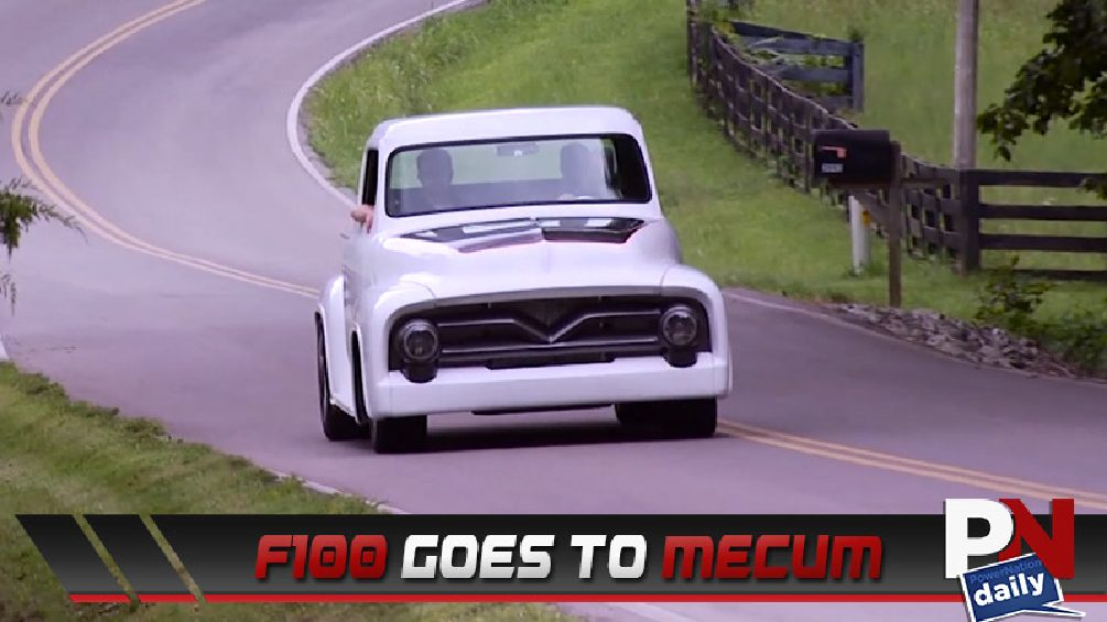 Quickest Tesla, Ford RS Driving Course, New Summit Store, Ride of the Week, F100 At Mecum, and Fast Fails!