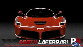LaFerrari For Earthquake Victims, Ram Night Package, GT-R Nismo In America, F-150 Cowboys Edition, and Fisker EV Stealth