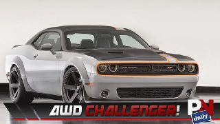 AWD Challenger, Mercedes Vision Van, The OX, Autonomous Tractors, Ride Of The Week, and Fast Fails!