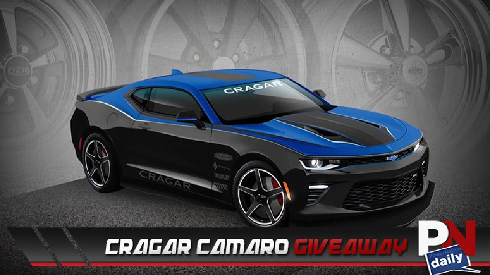 Cragar Camaro Giveaway, Aluminum Wrangler, Grand Tour Release Date, Nikola One UTV, and the VW Electric Concept!